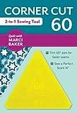 Corner Cut 60 - 2-in-1 Sewing Tool
