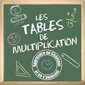R vision des tables de multiplication le cahier de vie for Revision table de multiplication