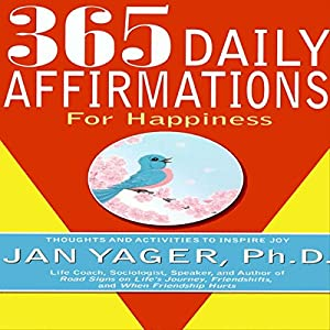 365 Daily Affirmations for Happiness Audiobook