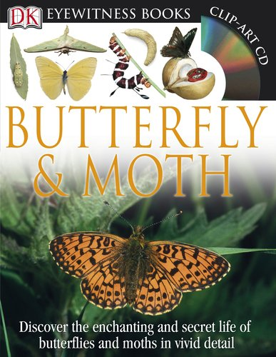 DK Eyewitness Books: Butterfly and Moth, DK Publishing