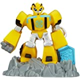 Transformers Playskool Heroes Rescue Bots Beam Box Bumblebee Game Pack