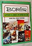 img - for Boris: Fantasy & Space Poster Book book / textbook / text book
