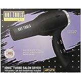 HOT TOOLS 1023 Ionic Turbo Dryer, Black