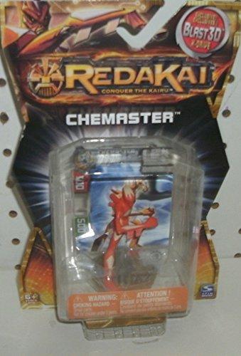 Redakai Conquer the Kairu Chemaster Blast 3D X-Drive