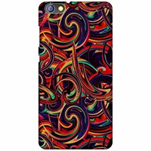 Back Cover For Huawei Honor 4X (Printed Designer)