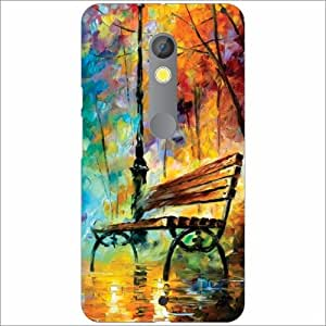 Moto X Play Back Cover - Bench Designer Cases