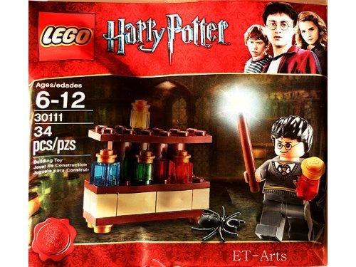LEGO Harry Potter Exclusive Mini Figure Set #30111 The Lab Bagged Amazon.com