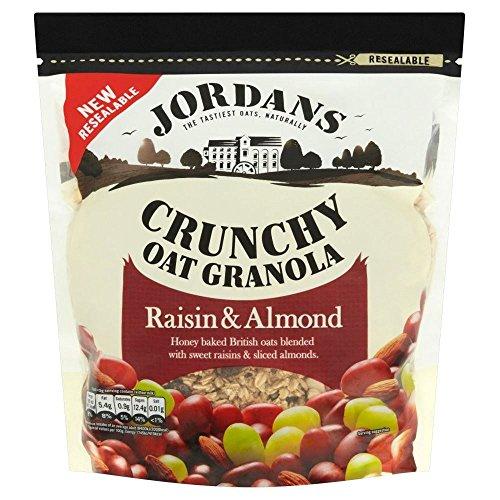 Jordans Crunchy Oat Granola Raisin & Almond (850G)