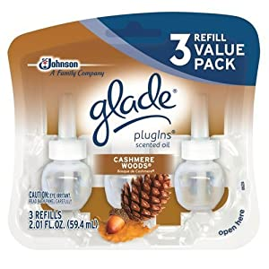 Amazon Com Glade Plugins Scented Oil Air Freshener Refill