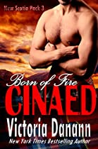 Cinaed: Wolf Born Of Fire (new Scotia Pack Book 3)