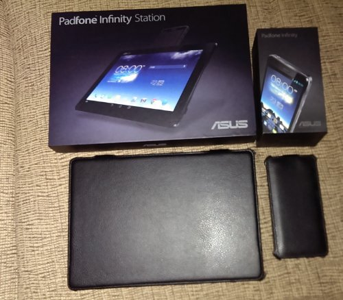 Asus Padfone Infinity T003(A80) + Station T003P(P05) Fast Shipping Ship All The World From Hengheng Shop