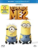 Despicable Me 2 [Blu-ray + UV Copy]