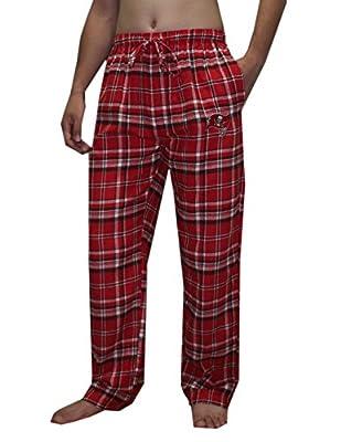 NFL Tampa Bay Buccaneers MENS Plaid Pajama Pants