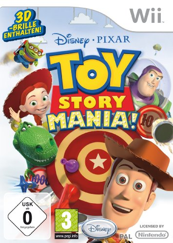 Toy Story Mania! Wii [Import germany]