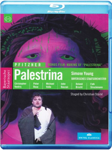 Buy Pfitzner: Palestrina [Blu-ray From amazon