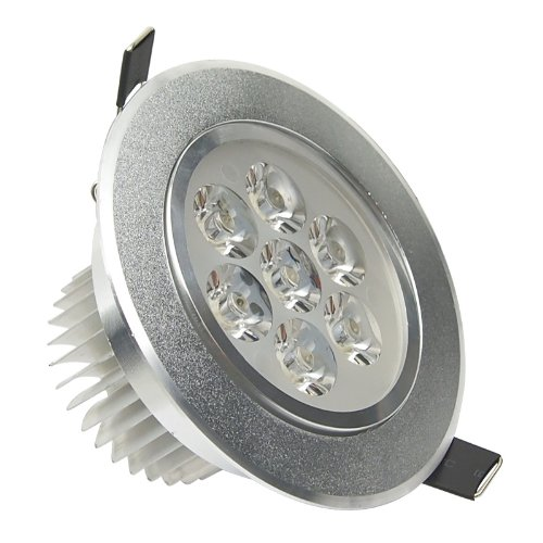 Lohas® Led Ceiling Light Decorative Bulb Cool White High Power 110V-240V 7W Easy Installation