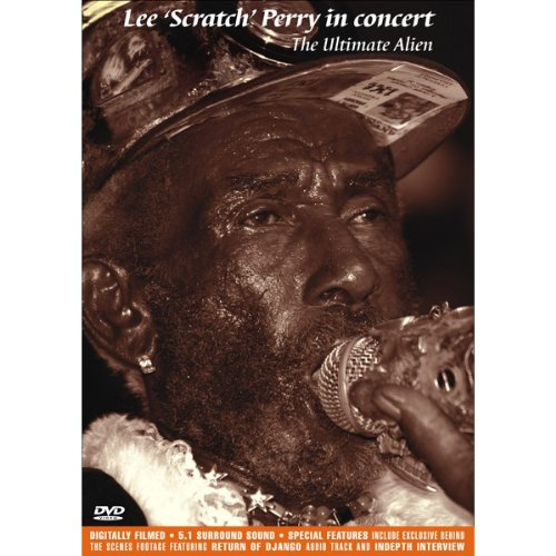 Lee 'scratch' Perry - in Concert: the Ultimate Alien [DVD]