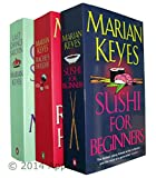 Marian Keyes Marian Keyes 3 books: Last Chance Saloon / Rachels Holiday / Sushi For Beginners