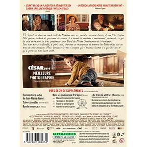 L'Extravagant voyage du jeune et prodigieux T.S. Spivet [Édition Blu-ray + DVD - 3 disques - Inclus