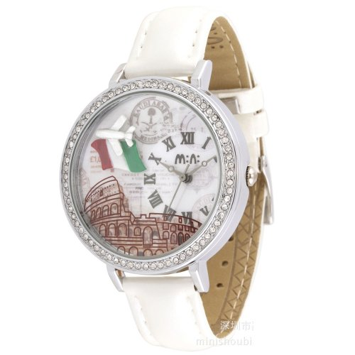 Ufingo-Stylish Creative Nice Quartz Watch For Ladies/Women/Girls-Saudi Arabia Theme Dial
