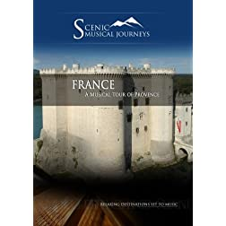 Naxos Scenic Musical Journeys France A Musical Tour of Provence
