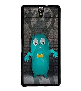 PRINTVISA Cute Cartoon Case Cover for Sony Xperia C5 Ultra Dual::Sony Xperia C5 E5553 E5506::Sony Xperia C5 Ultra