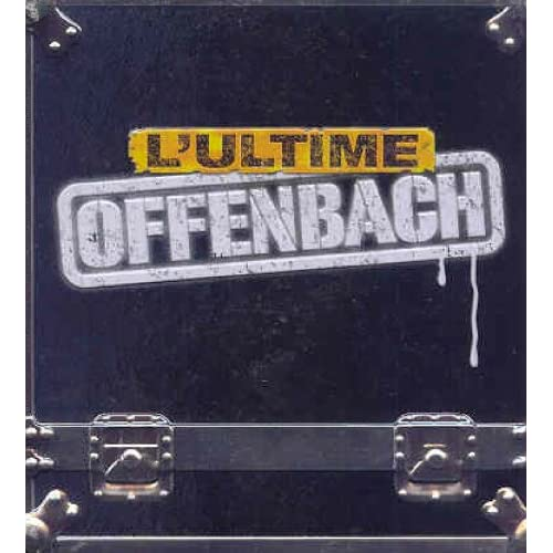 Offenbach - L'ultime Offenbach (2 CD + 1 DVD)