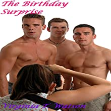 The Birthday Surprise (       UNABRIDGED) by Virginia T. Watson Narrated by Sierra Kline