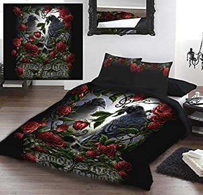 Wild Star FOREVERMORE Kingsize Bed Duvet Cover Set
