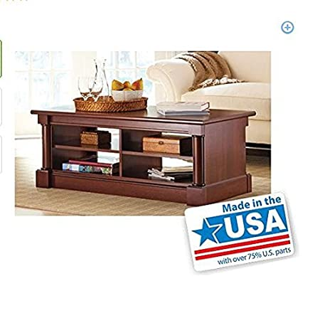 Ashwood Road Coffee Table with Cherry Finish