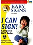Baby Signs I Can Sign! DVD Set Vol. 2
