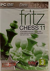 Fritz Chess 11 for PC DVD-ROM (Extra Play)