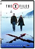 The X Files: I Want To Believe (1 Disc Edition with Exclusive Free X Files Poster) [DVD] cult film
