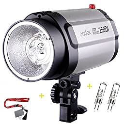 Fomito Godox 250DI 250ws 110v Mini Master Photo Studio Flash Monolight Strobe light