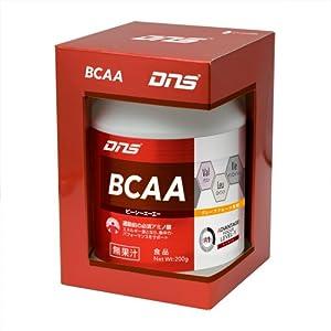 DNS BCAAパウダー(グレープフルーツ風アジ 200g)