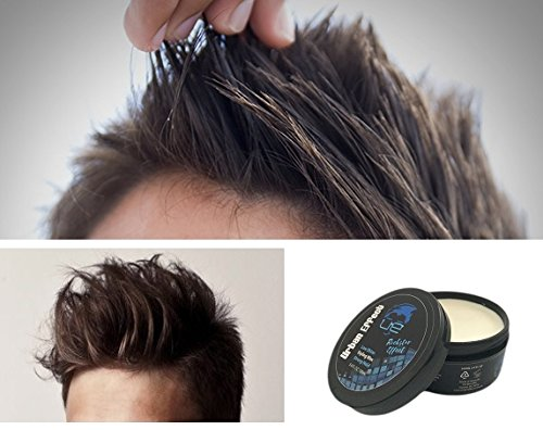Urban Effect Workable Hair Wax for Men and Women, Rockstar Effect, Hair Wax, Easy Styling (3.4 oz) ON SALE NOW $12.99 ✔ (Hollywood Wax compare prices)
