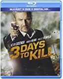 3 Days to Kill [Blu-ray] [Import]