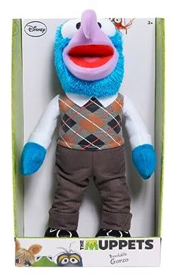 Muppets Gonzo Bendable Plush