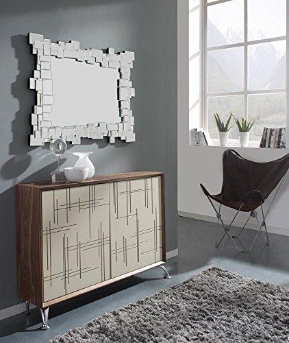 Mueble Taquillón de Madera : Modelo RAYAS 106x79x25