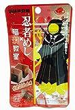 味覚糖 暗殺教室×忍者めし 甘党ようかん味袋 20g×10袋