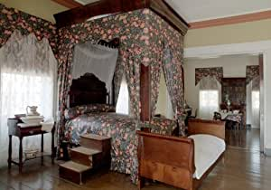 Interior Bedroom In Shadows On The Teche Plantation New Iberia Louisiana A Fine Art Photo