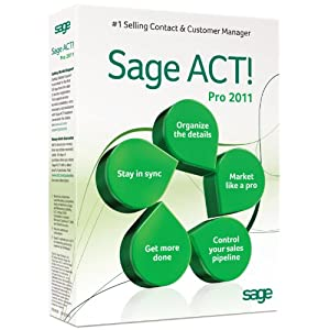 Sage ACT! Pro 2011 [Old Version]