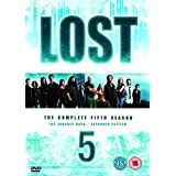 Lost - Season 5 [DVD]by Jorge Garcia