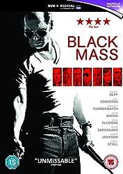 Black Mass [DVD] [2016]