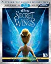 Secret of the Wings (4 Discos) [Blu-Ray 3D]<br>$1103.00