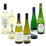 シニアソムリエ厳選 直輸入 白ワイン6本セット((W0AFF0SE))(750mlx6本ワインセット)