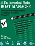 The International Marine Boat Manager: Your Vessel