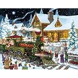 Whistle Stop Christmas Advent Calendar