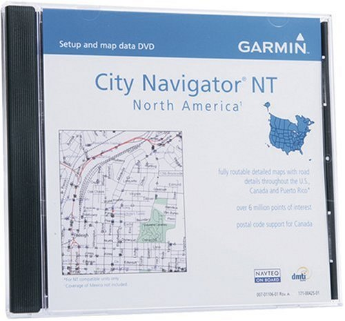 Maps America  United  Navigator Detailed City Garmin Gps Montana  Mexico North