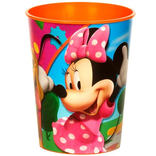 Minnie Mouse 16 oz. Plastic Cups